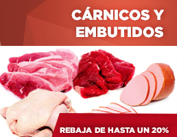Rebate offer in meat