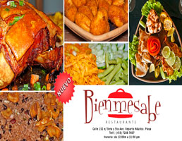 Restaurant offers: Bienmesabe